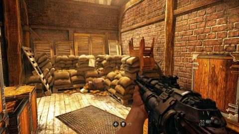 Wolfenstein The Old Blood, le FPS qui chasse les Nazis à la sauce Comics