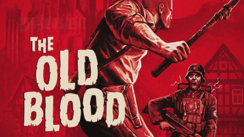 Jaquette de Wolfenstein : The Old Blood