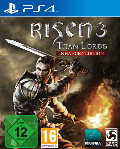 Risen 3 : Titan Lords – Enhanced Edition sur PS4