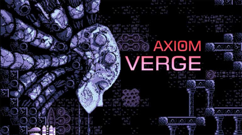 Jaquette de Axiom Verge