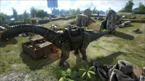 ARK : Survival Evolved - La survie au milieu des dinosaures
