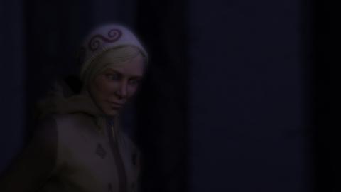 Through the Woods, l'instant de peur norvégien