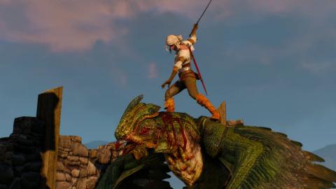 The Witcher 3 : Des détails sur le mode New Game +