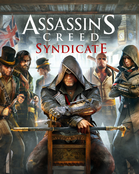Jaquette de Assassin's Creed Syndicate