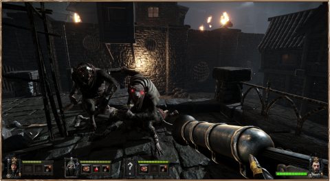 Warhammer : The End Times - Vermintide, les Rats t'attaquent !
