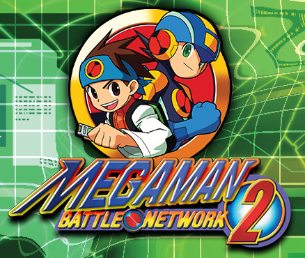 Mega Man Battle Network 2 sur WiiU