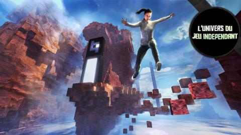 L'univers du jeu indépendant - Lemma, le Mirror's Edge indépendant