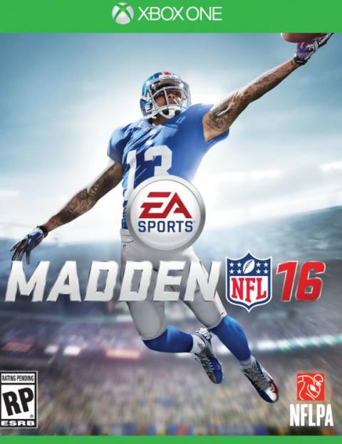 Madden NFL 16 sur ONE