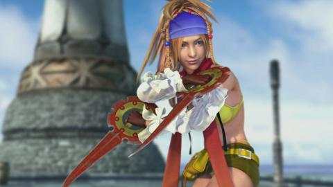 Final Fantasy X / X-2 HD, encore plus beau