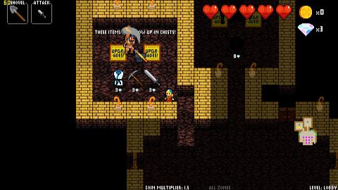Crypt of the NecroDancer : Le plus groovy des Rogue-like impose sa rythmique !