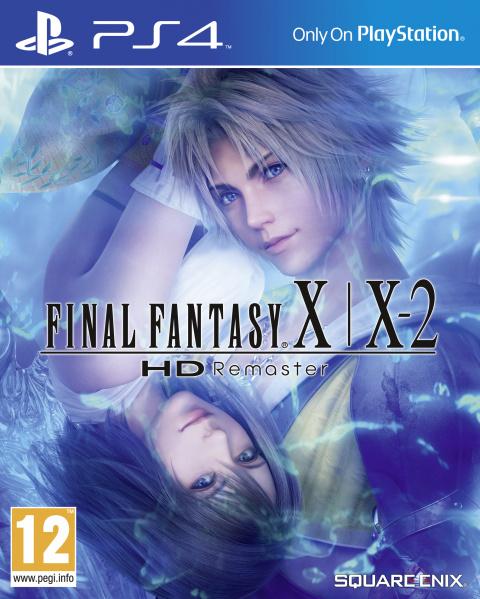 Final Fantasy X / X-2 HD sur PS4