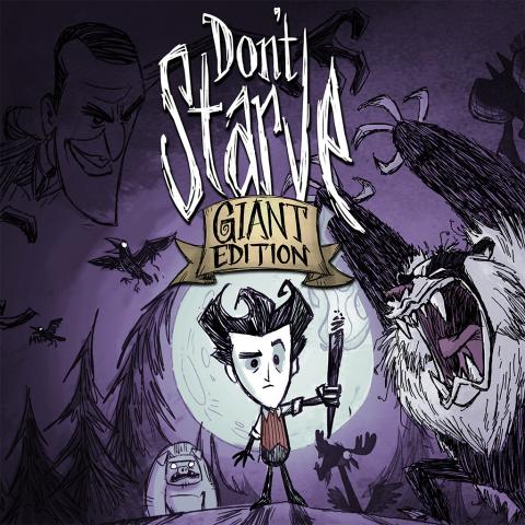 Don't Starve : Giant Edition sur WiiU