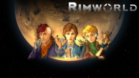 Jaquette de Rimworld : Un Rogue-like punitif
