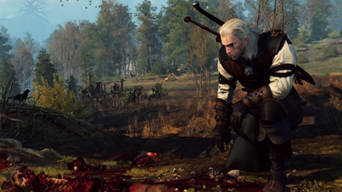 Jaquette de The Witcher 3 : Wild Hunt - Un RPG haletant sur ONE