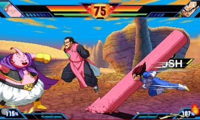 Dragon Ball Z Extreme Butôden : Nos impressions sur la version finale japonaise