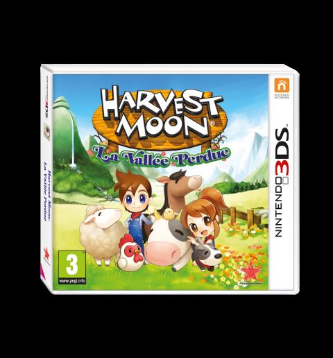 Harvest Moon : La Vallée Perdue sur 3DS
