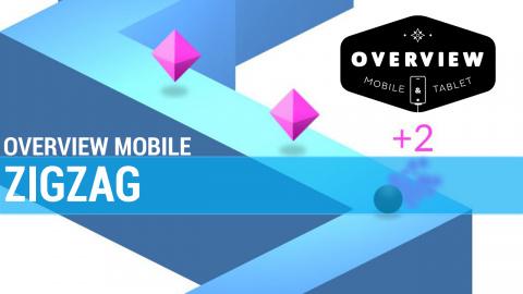 Jaquette de Overview Mobile : Zigzag