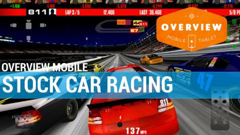 Jaquette de Overviews Mobile : Stock Car Racing