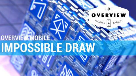 Jaquette de Overview Mobile : Impossible Draw