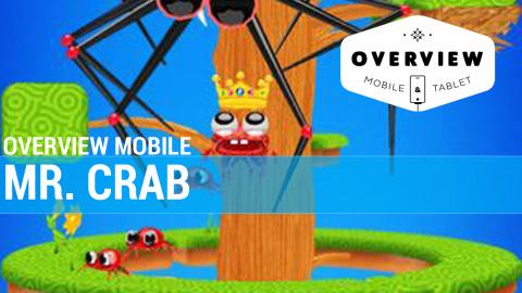 Jaquette de Overview Mobile : Mr. Crab