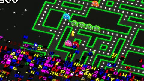 Pac-Man 256 arrive sur mobiles et tablettes