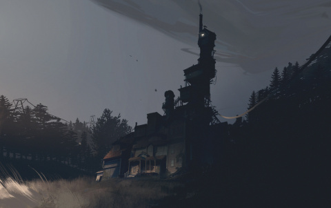 Jaquette de What Remains of Edith Finch - La maison des Finch