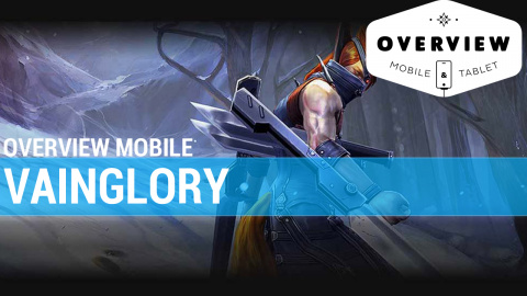 Jaquette de Overview Mobile : Vainglory