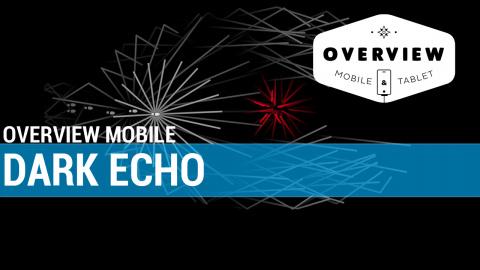 Jaquette de Overview Mobile : Dark Echo