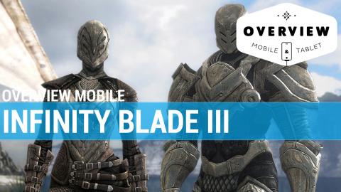 Jaquette de Overview Mobile : Infinity Blade III