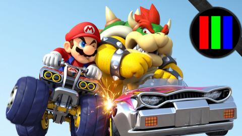 After Bit analyse les thèmes de Mario Kart