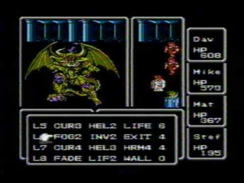 La vérité derrière l'origine du nom Final Fantasy