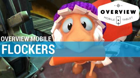 Jaquette de Overview Mobile : Flockers