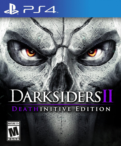 Darksiders II : Deathinitive Edition sur PS4