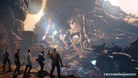 The Technomancer, un RPG électrique sur Mars : E3 2015