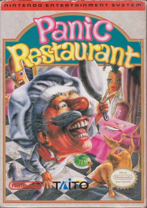 Panic Restaurant sur Nes