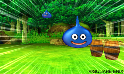 Dragon Quest 8 sur 3DS sera doté d'un mode photo