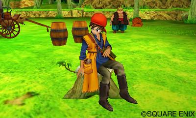 Dragon Quest VIII 3DS : Encore un RPG de qualité !