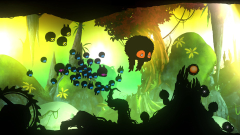 Jaquette de Badland : Game of the Year Edition de sortie sur le PSN
