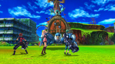 Chaos Rings 3 disponible en version anglaise