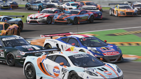Jaquette de Promo : Project CARS (PC) à 34,99 €