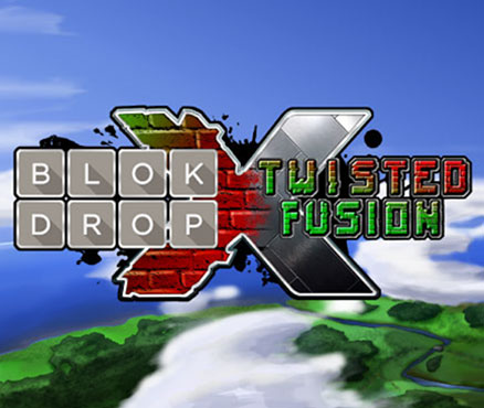 Blok Drop X Twisted Fusion sur WiiU