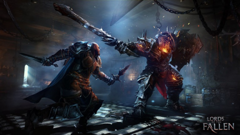 Jaquette de Lords of the Fallen 2 sortira en 2017