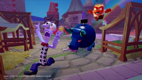 Disney Infinity 3.0 - Pack Vice-Versa, Premières impressions sur la suite du film de Pixar !