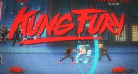 Kung Fury : Street Rage