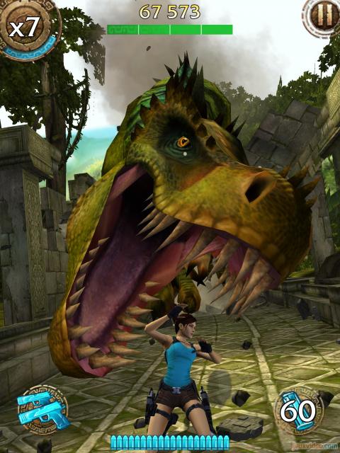 Lara Croft : Relic Run fête ses dix millions de téléchargements