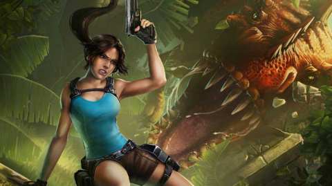 Jaquette de Lara Croft Relic Run