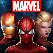 Marvel Future Fight sur Android