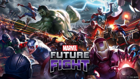 Jaquette de MARVEL Future Fight
