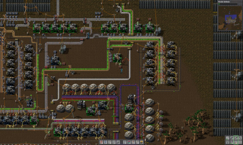 Factorio : Un gros pack d'extension est en développement