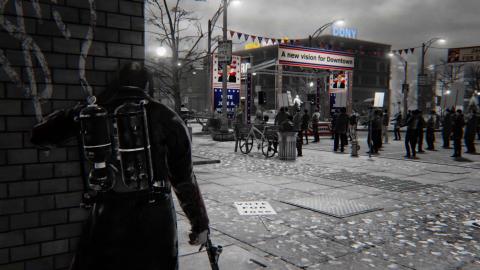 Hatred reçoit son premier DLC gratuit